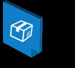 Icone de dados e auditoria