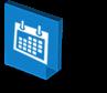 Icone Calendário e Auditoria