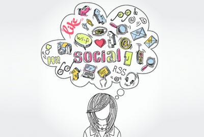 alerta rede social
