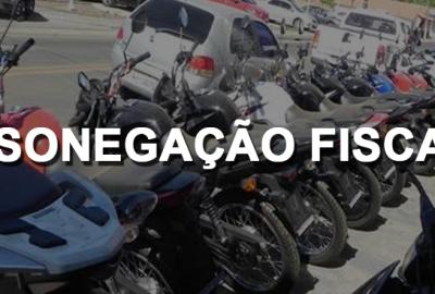 venda de motos com notas vencidas