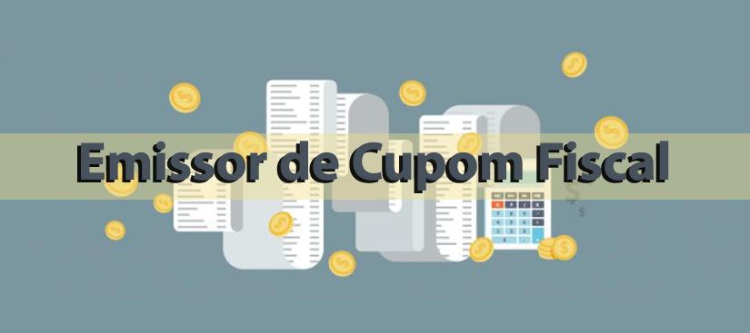 Apreensão de Emissor de Cupom Fiscal