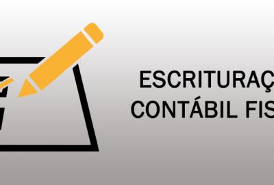 Retificação da escrituração contábil fiscal (ECF)